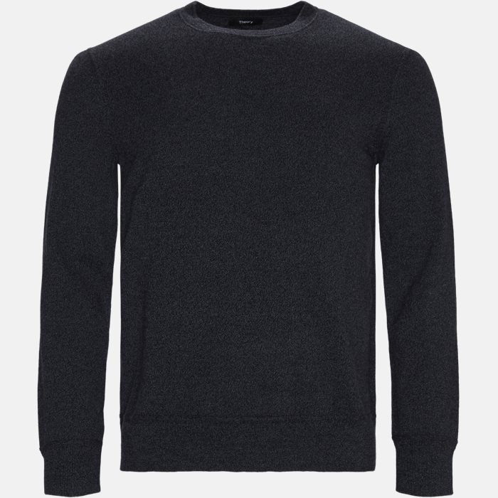 Knitwear - Regular fit - Blue